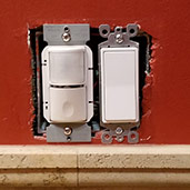 Short Switch Plates for Other Obstructions