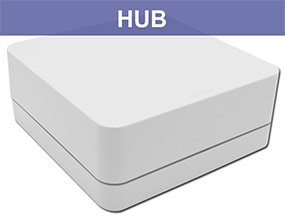Smart Bridge Hub for Lutron Voice Controlled Light Switches
