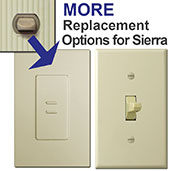Complete Guide Replacements for Sierra Low Voltage Light Switches Vintage
