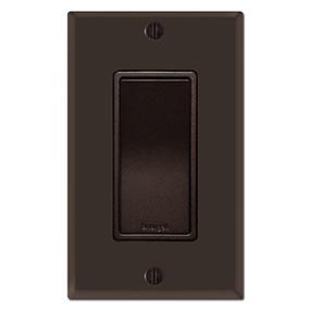 Brown & Dark Bronze