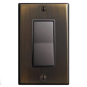 Bronze Light Switch Covers Brilliant Oil Rubbed Bronze Light Switch Plates & Bronze Outlet Covers Review