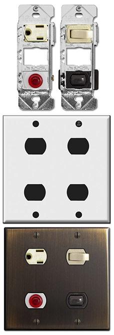 Despard Switch Plates