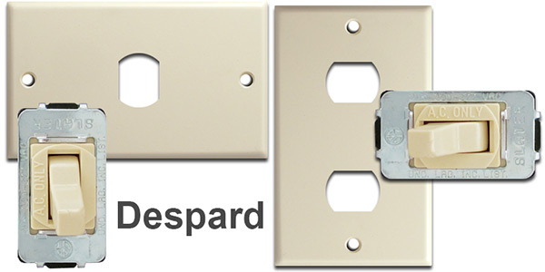 Despard Toggle Openings