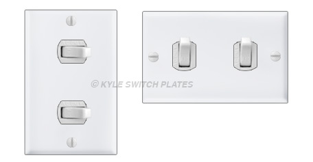 Light Switch Types >> Toggle Switch Types For Light Switch Covers Kyle Switch Plates