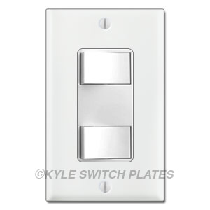 Flash Single Toggle Light Switch Cover Decorative Switch Plate Cover
