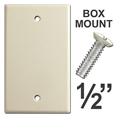 Electrical Box Mount Screws Half Inch