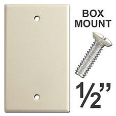 Electrical Box Mount Screws Half Inch