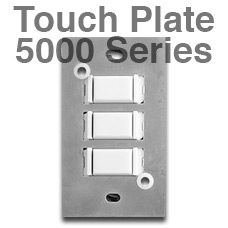 Touch Plate 5000 Straps