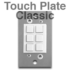 Touch-Plate Classic Brackets
