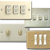 Find Your Vintage Light Switch Brand - Compare Low Voltage