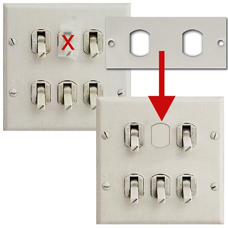 Remove Despard Switch