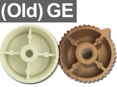 Old GE RMS2A Knob