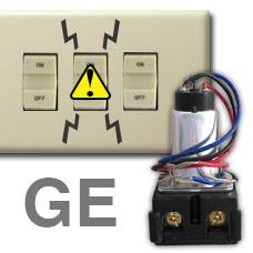 Help with GE Low Voltage