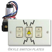 Troubleshooting GE Relays & Switches