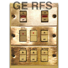 GE RFS Decorator Wall Panel