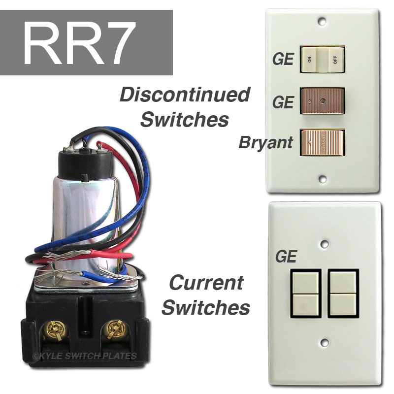 info ge rr7 relay ge low voltage relays, remote control relay switches, transformers ge rr7 relay wiring diagram at gsmx.co