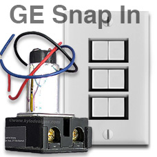 GE Snap In Parts
