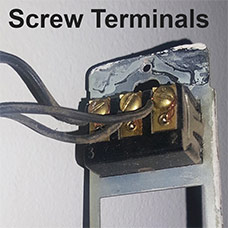 GE Screw Terminals