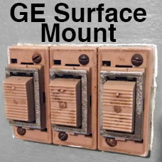 GE Wall Switch