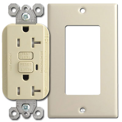 Electrical outlets receptacles gfci duplex round tr gfci outlets gfci or gfi sciox Image collections