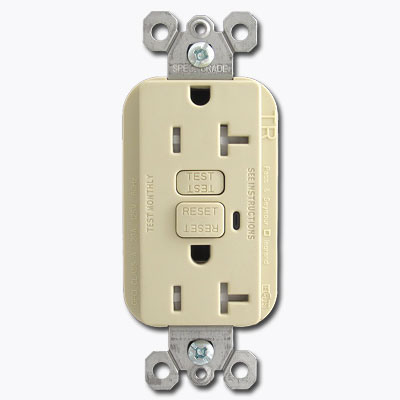 GFCI electrical outlet descriptions
