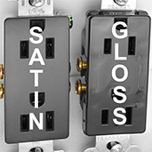 Buying Switches & Outlets - Gloss vs Satin