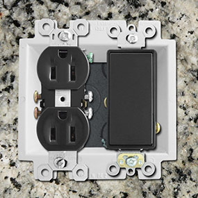 Fix Crooked Outlet Box