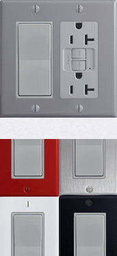 Get Gray Electrical