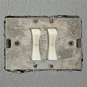 Bad Remcon Light Switch