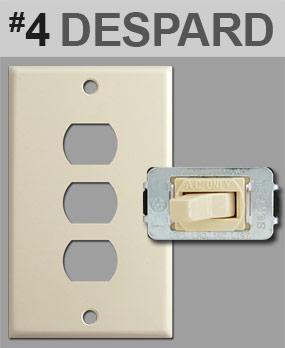 Identify Despard Opening