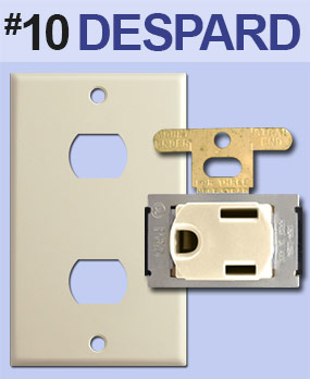 Identify Despard Outlet Opening