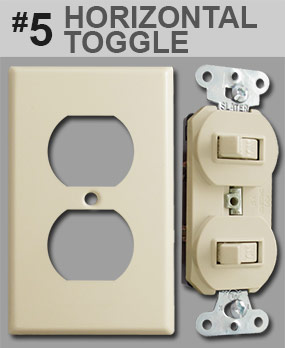 Identify Your Wall Plate Opening | Kyle Switch Plates