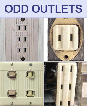 Identify Odd Outlet Openings