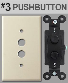 Identify Push Button Opening
