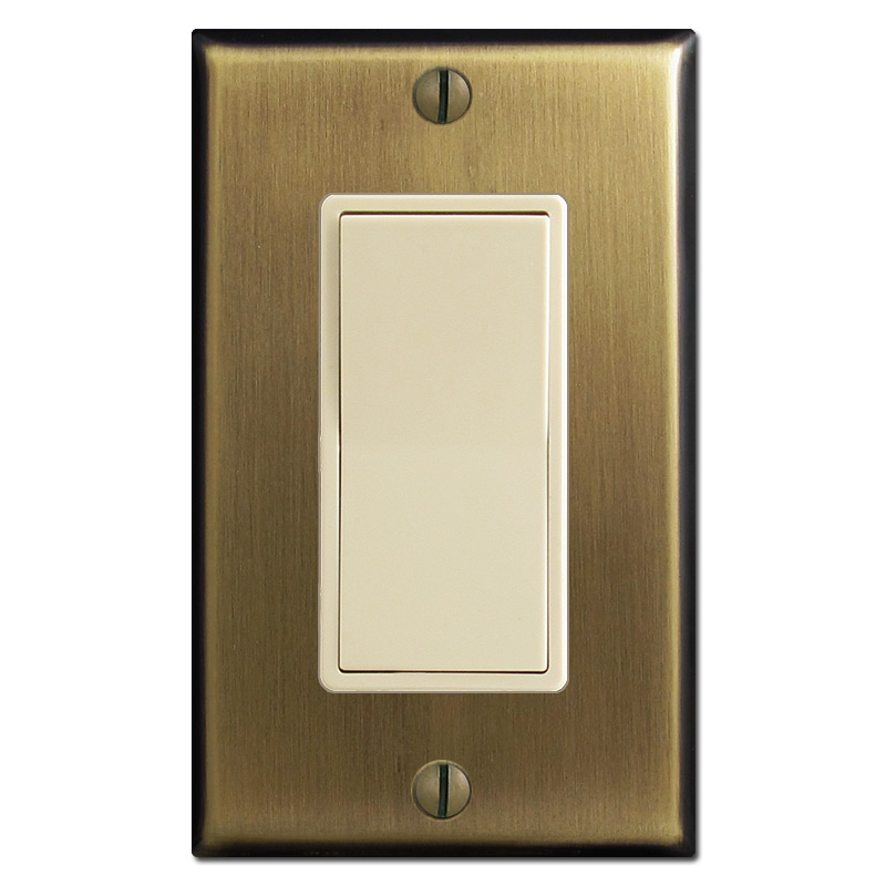 Ivory Electrical Outlets Light Switches For Wall Switch Plates