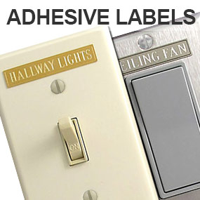 Labeled Switch Plates