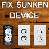 Fix Sunken Devices