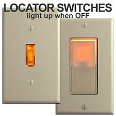 Locator Switches