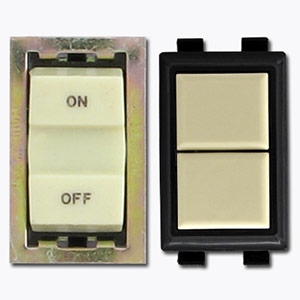 Low voltage electrical switch types and descriptions