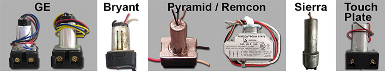 Low Voltage Relays by Brand