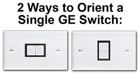Single GE Switch Options