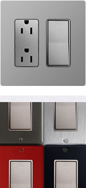 Nickel Electrical Devices & Covers