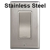 Nickel Switch & Stainless Steel Cover