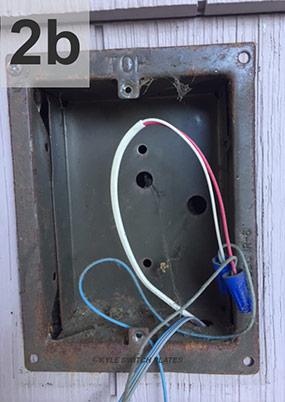 Doorbell Speaker Boxes