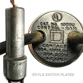 Old Sierra Low Voltage Relay