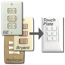 Replacement Switch Options for GE Low Voltage