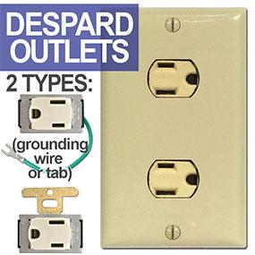 Despard Outlets
