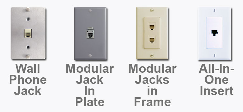 Phone Jacks Amp Cover Plates Buying Guide Kyle Switch Plates