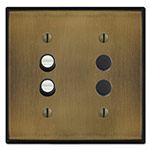 Push Button Light Dimmers