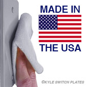 Quality Metal Plates Made in USA Easy to Clean